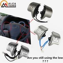 Nouveau! Interrupteur de commande Audio pour volant de voiture, Bluetooth, pour Toyota Corolla ZRE15 2007 2008 2009 2010 2011 2012 2013