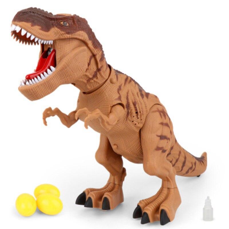 andando brinquedo robo dinossauro eletrico 47 cm 04