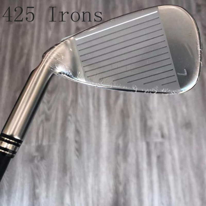 Golfclubs Ijzers 425 Golf Iron Set 5-9W R/S/Sr Flex Graphite /Steel shaft Met Hoofd Covers