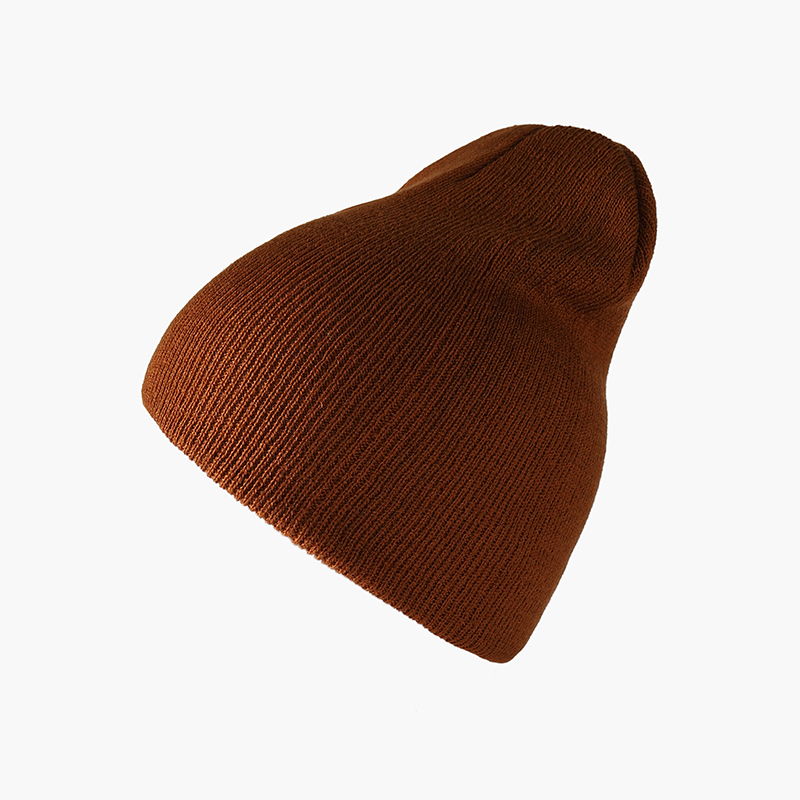 Winter Unisex Female Beanies Men Women Fashion Knitted  Cap Solid Color Autumn Hat Thick Warm Casual  Bonnet Girl Soft Beanies