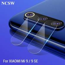 NCSW For Xiaomi Mi 9 SE Camera Len Protector Tempered Glass 0.15mm Film Clear Protection For Xioami Mi9 Mi9SE Mobile Phone Lens(China)