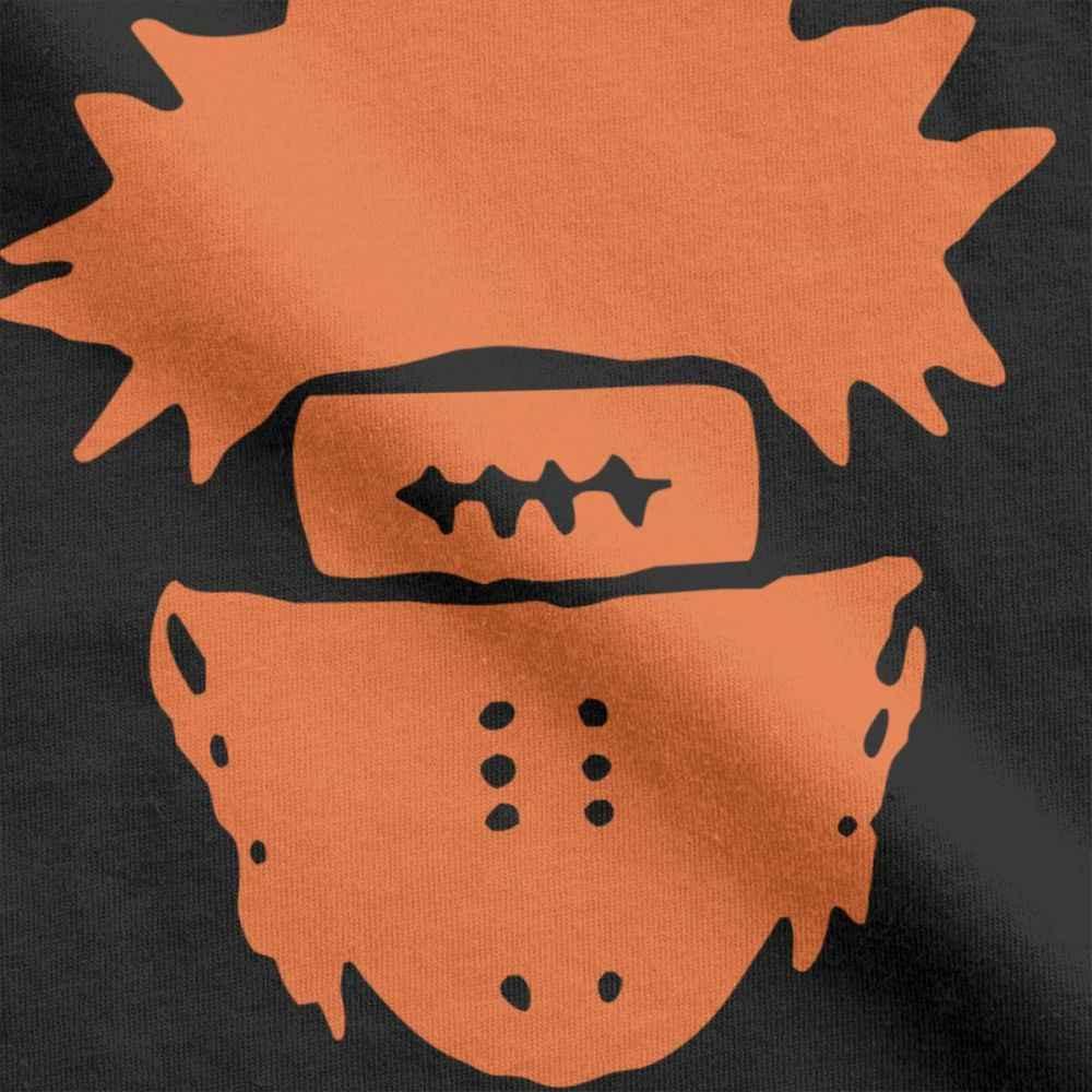 Męska koszulka Nagato ból Akatsuki lider Naruto Vintage koszulki bawełniane t-shirty z krótkim rękawem bluza z okrągłym dekoltem oryginał