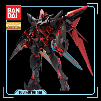 BANDAI MG 1/100 PPGN-001 Exia GUNDAM EXIA DARK MATTER Action Toy Figures Gifts for Children Christmas Gifts 1