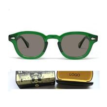 Sunglasses Men Woman Johnny Depp Glasses Brand vintage Aceta