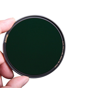 Image 3 - ZOMEI Slim ND Filter ND8 ND64 ND1000 Silver Rimmed Optical Glass filter 49/52/55/58/62/67/72/77/82mm for Camera Nikon Canon Sony