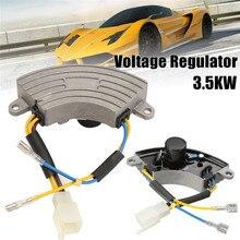 Generator AVR Automatic Rectifier 250V Watt 3500 6-Wires Base-Cover 220uf Aluminum