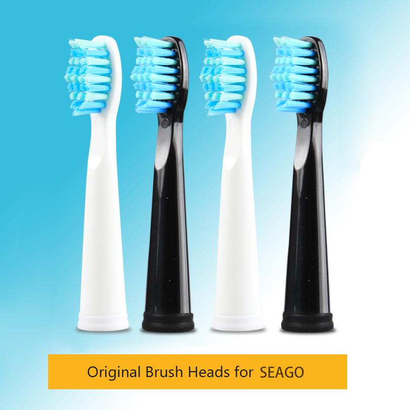 Seago Electric Toothbrush Heads Replace For SG507/SG910/SG958/SG551/SG515/SG503/SG959/SG963/SG949/SG917/SG969