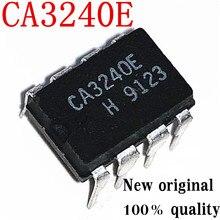 10pcs/lot CA3240E CA3240 CA3240EZ DIP-8 10pcs lot tlp557 dip 8 optical coupler oc optocoupler