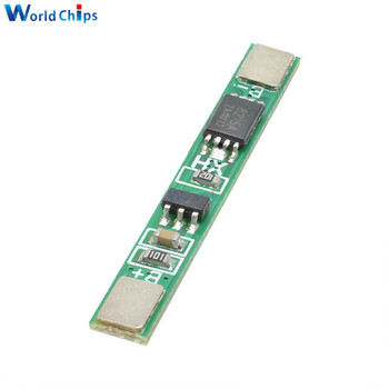 1pcs 1S 3.7V 2.5A Lithium Battery Protection Board Polymer BMS PCM PCB Over Charge Discharge Li-ion Protect Module image
