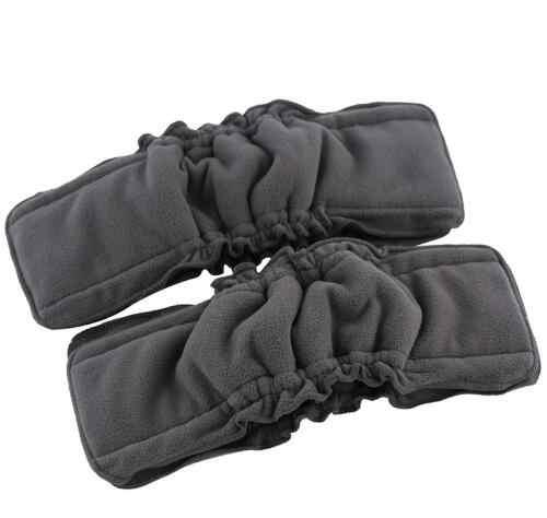 1 Pcs Reusable Waschbar Einsätze Booster Liner Für Echte Tasche Tuch Windel Abdeckung Wrap mikrofaser bambus holzkohle einsatz