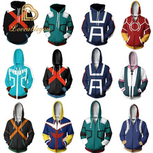 My Hero Academia Hoodie Sweatshirt Costume Halloween for Girls Dabi Cosplay Womens Hoodies Pullover