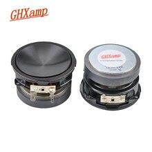 2.5 pouces 4OHM 15W gamme complète haut parleur voiture Home cinéma Audio haut parleurs bricolage fièvre classe 2 pièces