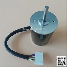 24V fırçasız Motor BLDC Hall sensörü ile