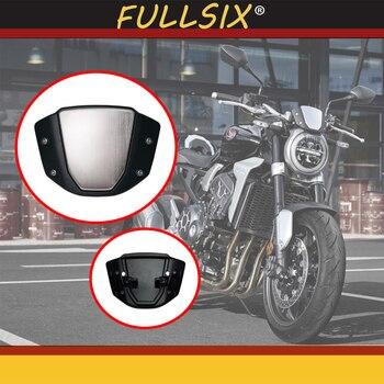 Motorcycle Windshield WindScreen Front Screen For cb650r 2019 CB 650R cb650r WindScreen wind deflector for cb1000r 2018-19 moto