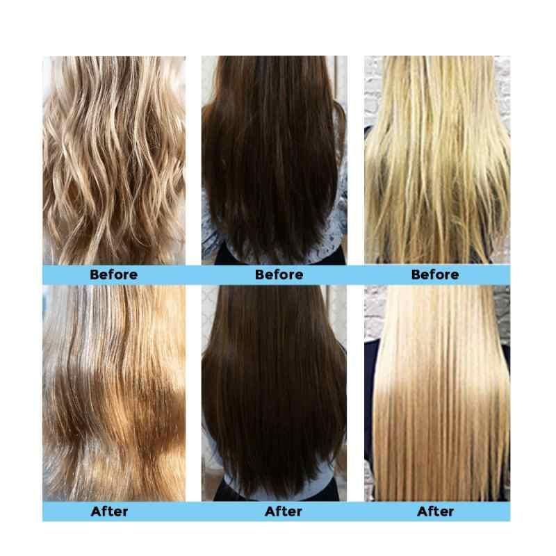 15ml cabelo natural a cauda máscara de enfermagem nutrição profunda cabelo reparação de membrana cabelo bifurcação manteiga copo máscara de tratamento de cabelo