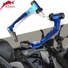 Poignées de guidon et leviers dembrayage de frein, protection, pour SUZUKI GSXR 600 750 1000