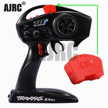 AJRC TRAXXAS TQI, TRX-4 de control remoto, cubierta de protección del interruptor de tres velocidades, SUMMIT TRX-6 g63, cubierta universal del interruptor de control remoto