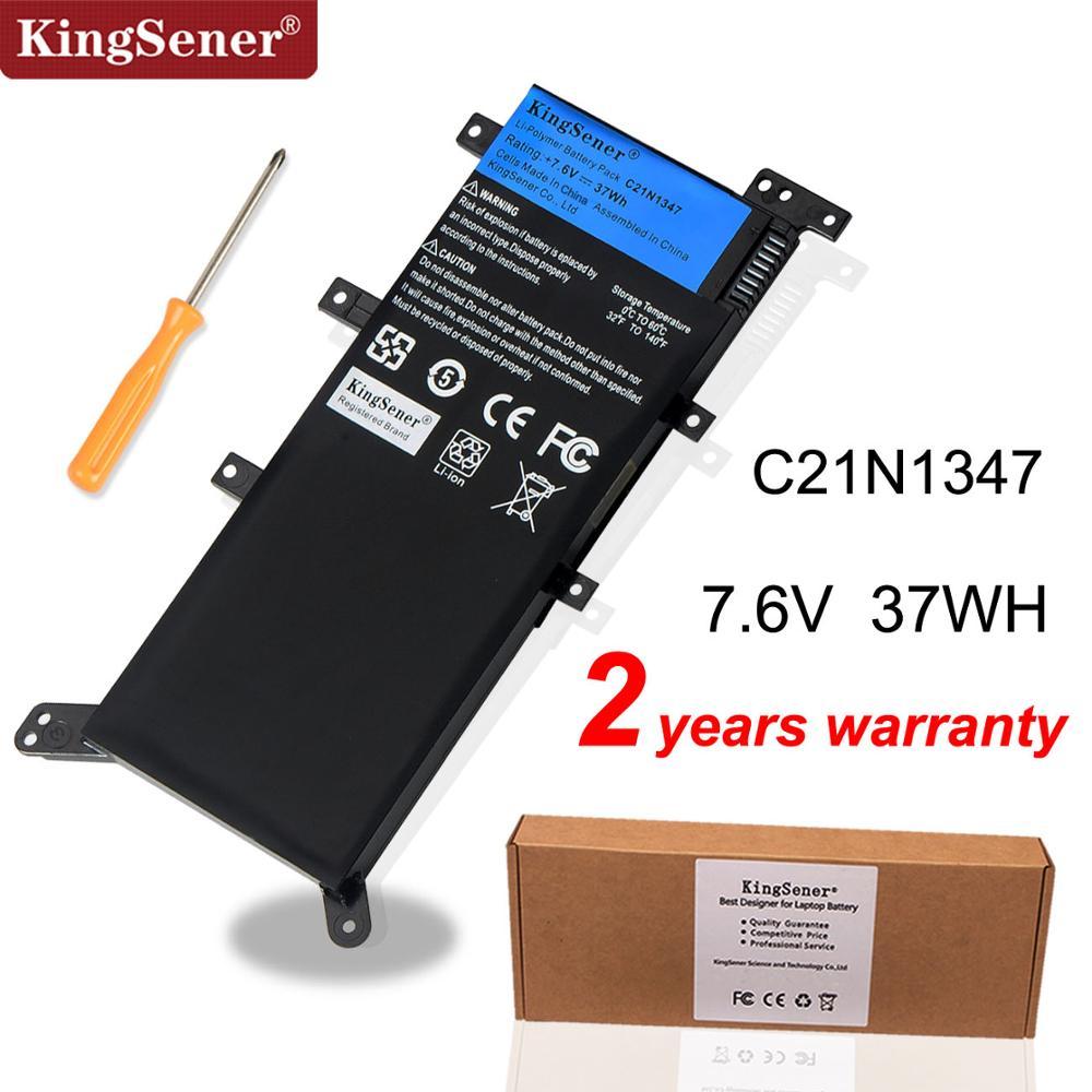7,5 V 37WH KingSener C21N1347 Nueva Batería De Portátil Para Asus X554L X555 X555L X555LA X555LD X555LN X555MA 2ICP4/63/134 C21N1347