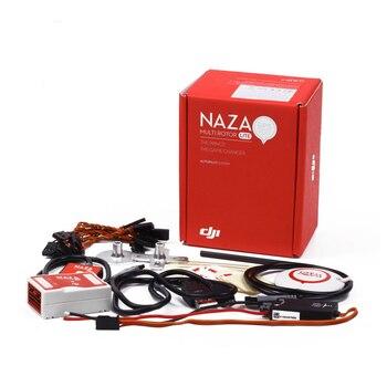 Para DJI Naza M Lite, controlador de vuelo (con GPS ) Multi-rotor volar Control Combo para RC FPV Drone Quadcopter accesorio