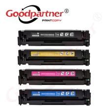 1SET 201A CF400A CF401A CF402A CF403A Cartouche De Toner pour HP Color LaserJet Pro MFP M274 M277 M252 M252n M252dw M274n M277dw