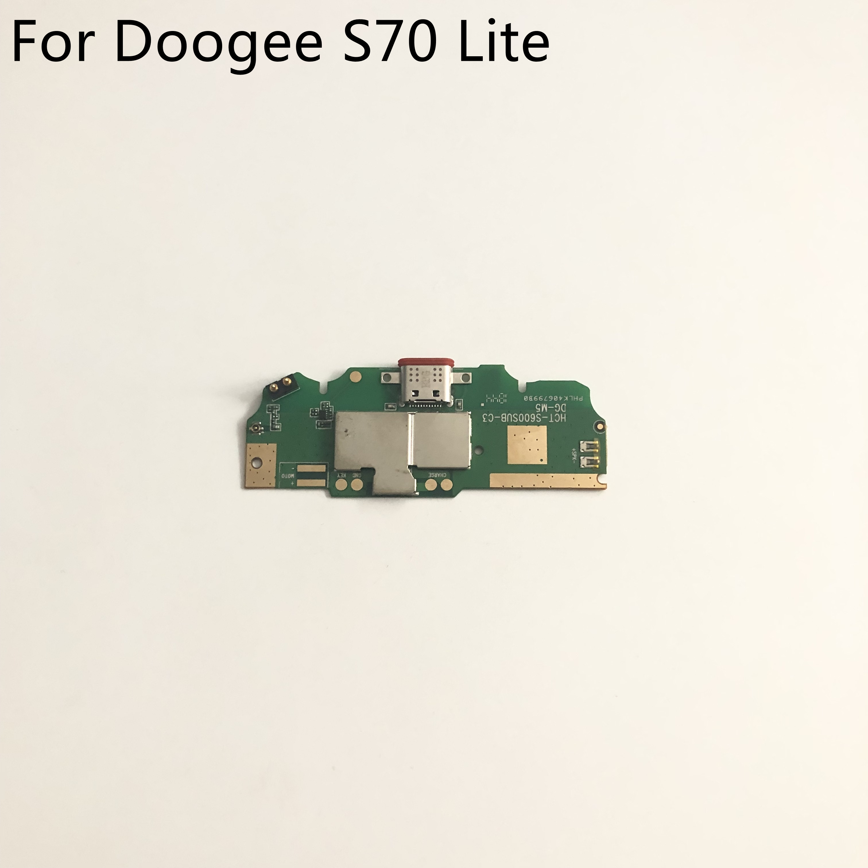 DOOGEE S70 Lite New USB Charge Board For DOOGEE S70 Lite MTK6763T 5.99 inch 2160x1080 Smartphone|Mobile Phone Flex Cables| |  - title=