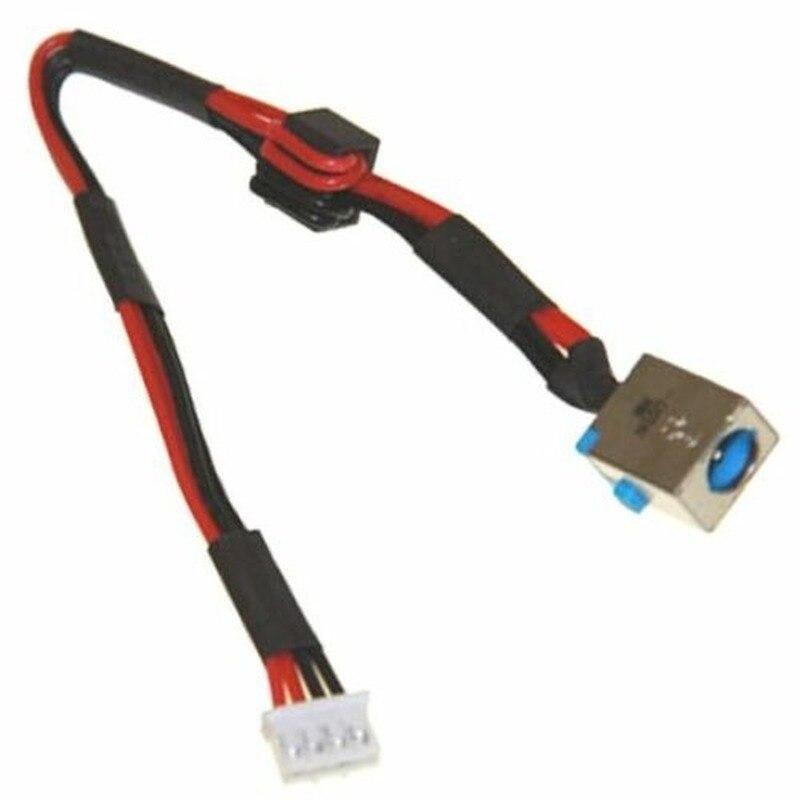 Conector de jack de alimentação dc cabo para acer aspire 5251 5336 5551 5551g 5741 5741g 5741z