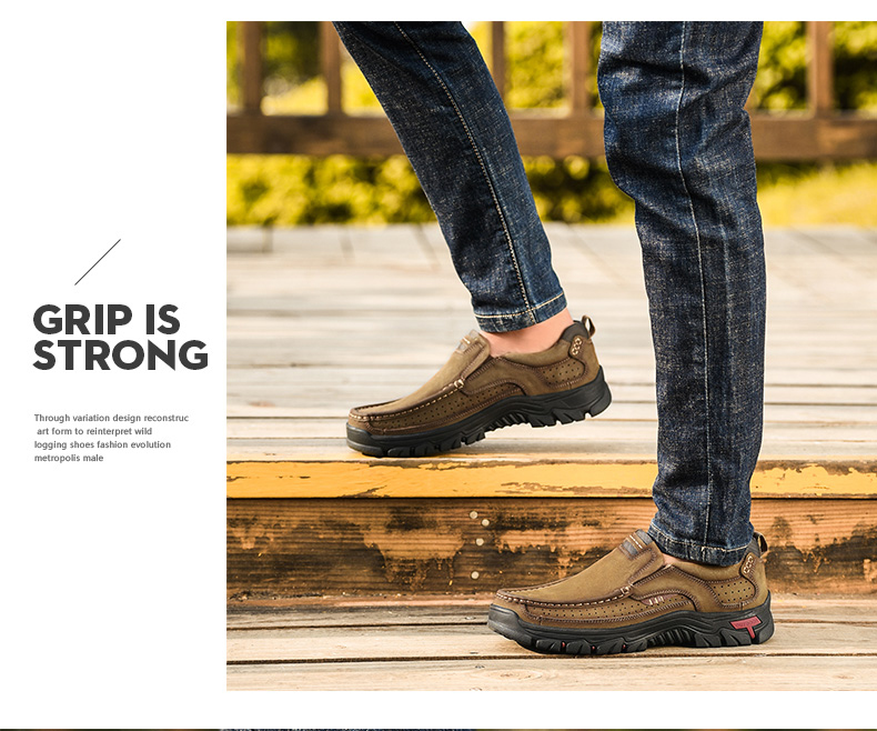 Hef42efb4869f4e9aa6dc76f1ec70df29s 2019 New Men Shoes Genuine Leather Men Flats Loafers High Quality Outdoor Men Sneakers Male Casual Shoes Plus Size 48