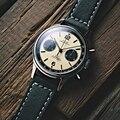 1963 механический хронограф Чайка ST1901 двигаться Для мужчин t пилота часы Для мужчин 38 мм 40 мм сапфир «гусиная шея» Часы Для мужчин s 2021 montre homme