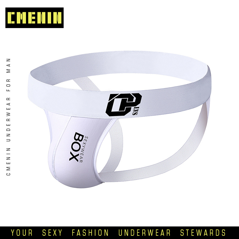 High Quality Cotton Low Waist Sexy Gay Underwear Men Thong Men Jockstrap Men Lingerie G String Men Penis Pouch Gay Underwear