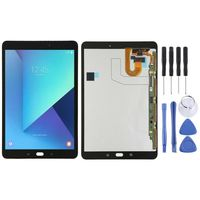 Ordinary Class A Samsung Galaxy Tab S3 9.7 T820 / T825 dedicated LCD touch digitizer repair and replacement