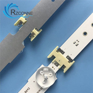 Image 5 - 1006mm 13 LED Backlight Lamp strip For SamSung UN50KU6300 50 TV LM41 00253A E88441 39657A 39658A UE50KU6000 S_KU6K_50_FL30