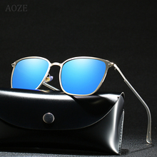 Mens Polarized sunglasses for outdoor sports driving night Polaroid Frame Metal forunisex UV400