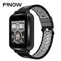 Finow Q2 умные часы для мужчин Q1 Pro обновленные 4G Android Smartwatch MTK6737 1 ГБ/16 ГБ Смарт-часы телефон sim-карта Детские умные часы