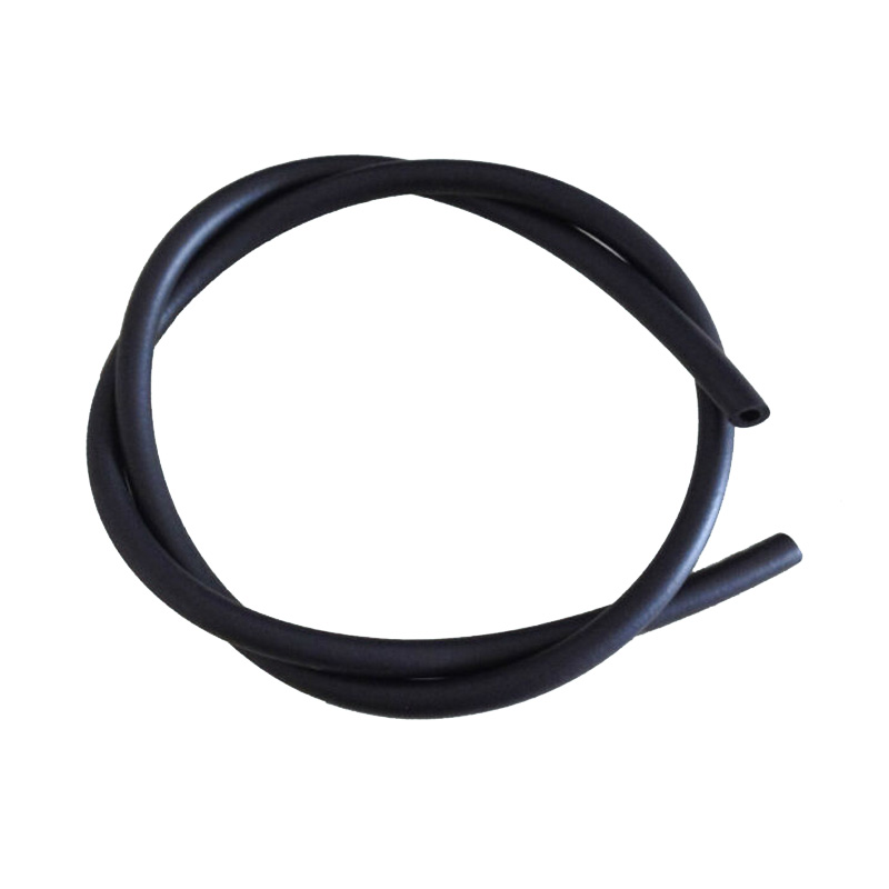 1 Meter 1/8 ID*1/4 OD Motorcycle Gasoline Petrol Fuel Pipe Tube Rubber Black