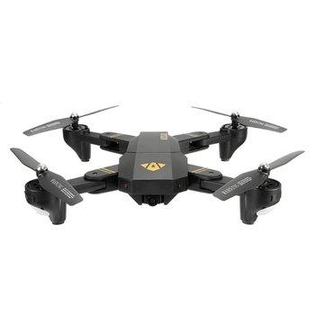 VISUO XS809HW WIFI FPV Avec Caméra Grand Angle HD Mode De Maintien élevé Bras Pliable RC Drone Quadrirotor RTF Hélicoptère