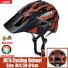 Batfox capacete de bicicleta preto fosco, capacete de ciclismo mtb mountain bike, tampa interna, capacete da bicicleta 18