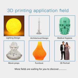 Image 5 - Crealité 3D Ender 3/Ender 3 Pro 2020 plus récent Ender 3 V2 3D imprimante Kit MK 10 extrudeuse avec cv impression 220*220*250mm taille