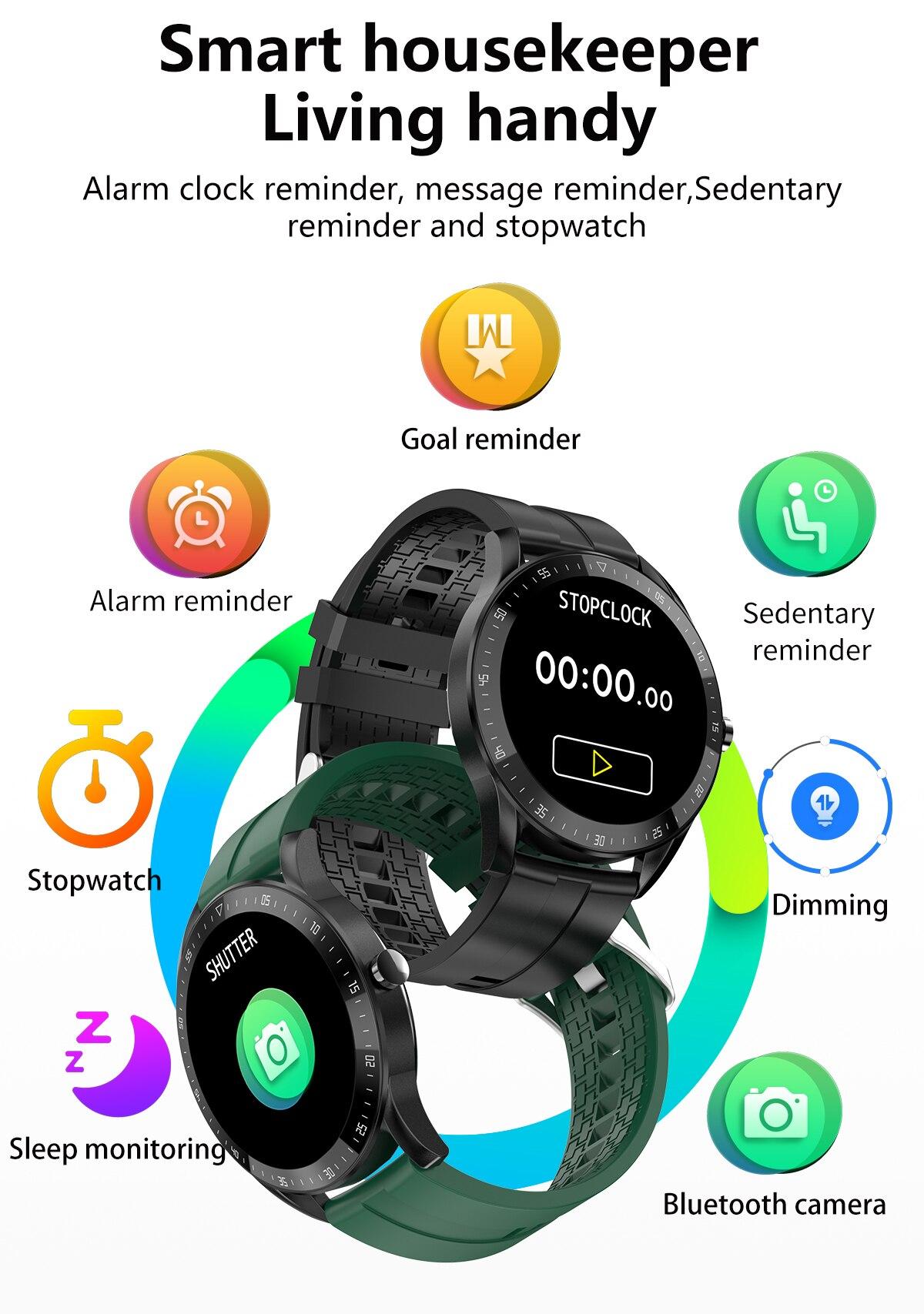 Hef455d956ff348bd8a0730d2af020196w LEMFO F15 Full Touch Screen Smart Watch Men 5D Case
