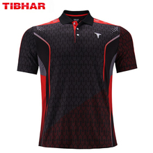 TIBHAR Table Tennis Jerseys Super Light good quality Quick-drying ping pong T-shirts sportswear cheap 01931 Fits true to size take your normal size
