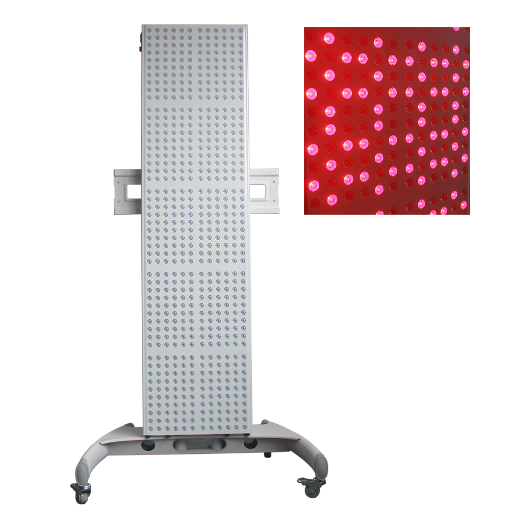 LED Red Light Treatment Panel TL1000 660nm 850nm Phototherapy Led Red Light Physiotherapy Machine To Relax Skin