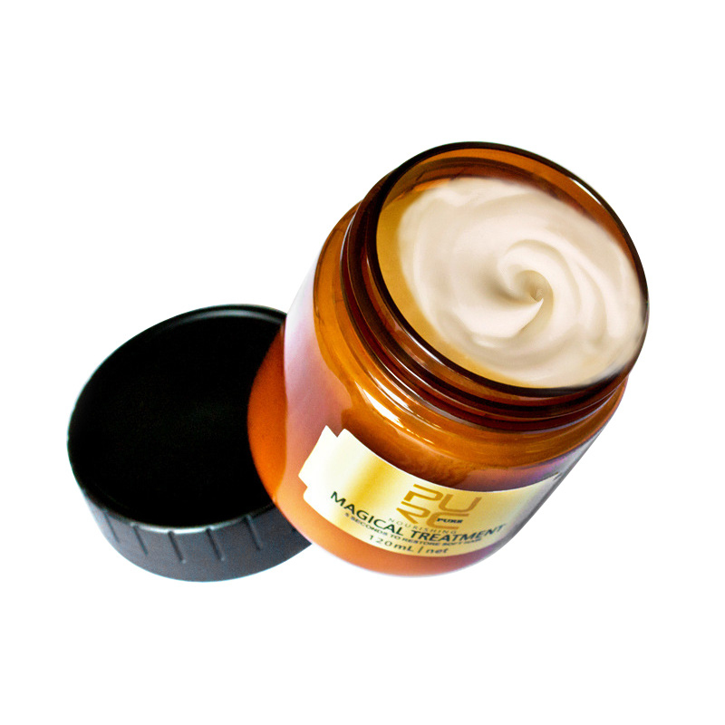 120ml Magical Treatment Hair Mask Nutrition Infusing Masque 5 Seconds Repairs Hair Damage Restore Soft Hair NEW 2020 Hot TSLM1
