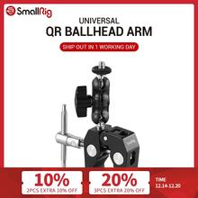 Camera-Clamp Ballhead-Arm Monitor Viewfinder Smallrig Magic-Arm Video-Handlebar