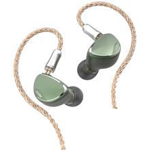 AK BQEYZ Spring 2 Triple Hybrid Driver 1BA + 1DD + 9 piezoelektryczne słuchawki douszne z odłączanym kablem 0 78mm 2Pin tanie tanio Technologia hybrydowa Przewodowy Ucho 110dBdB Brak 1 2mm Do Internetu Bar Monitor Słuchawkowe Do Gier Wideo Wspólna Słuchawkowe