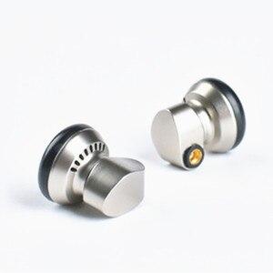 Image 1 - Yincrow RW 1000 3.5mm Earbud HIFI מתכת CNC אוזניות 15mm דינמי להסרה MMCX כבל X6 PT25 TO600 KP120 TP16 TO400