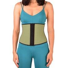 24cm Waist Shaper Mesh Composite  Rubber Breathable Sports closure corset waist belt Cinchers