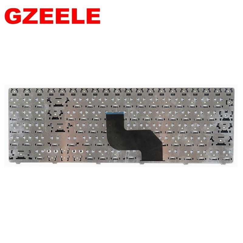 รัสเซียแป้นพิมพ์สำหรับแล็ปท็อปสำหรับ Acer Emachines E735 G430 G525 G625 G627 G630 G630G G725 RU คีย์บอร์ดสีดำ