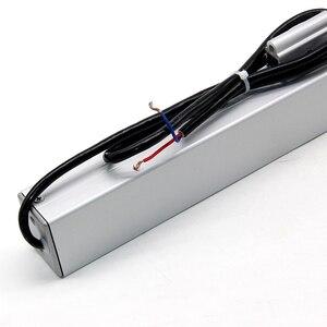 Image 3 - Motor bonde conduzido chain do abridor de janela do obturador do abridor 24vdc com comprimento do curso de 300mm 400mm 500mm 600mm 700mm