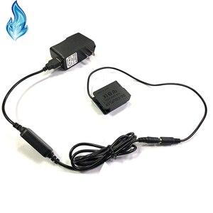 Image 2 - כוח בנק USB כבל + DMW DCC8 BLC12 BLC12E dummy סוללה עבור Lumix DMC GX8 FZ2000 FZ300 FZ200 G7 G6 G5 G80 g81 G85 GH2 GH2K GH2S