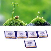 5 шт. садовая гибберелловая кислота GA3 75% водорастворимый белый порошок для роста растений DXAF