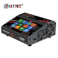HTRC HT208 AC/DC 4,3 цветной ЖК экран 420 Вт 20A RC зарядное устройство/зарядное устройство для 1 8s Lilon/LiPo/LiFe/LiHV батарея